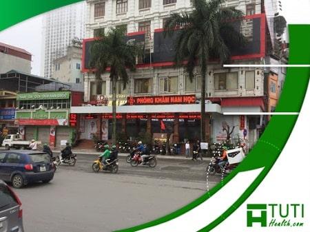 Chữa hôi nách ở Phòng Khám Đa Khoa 52 Nguyễn Trãi