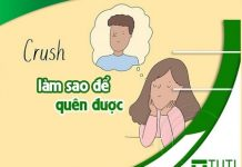 Làm sao để quên được crush nhanh nhất ?