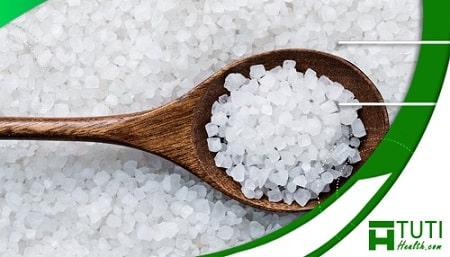 Muối có nhiều tác dụng trong việc chữa hôi nách