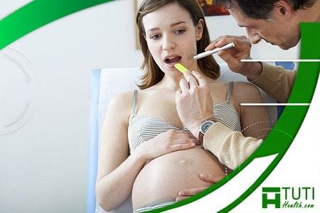 Nguyên nhân khiến nước bọt tiết ra nhiều hơn khi mang thai