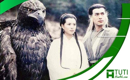 Thần Điêu Đại Hiệp 1995 là một trong những bộ phim của Cổ Thiên Lạc đóng được yêu thích nhất