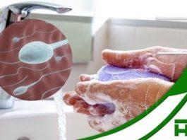 Tinh trùng gặp xà phòng có chết không ?