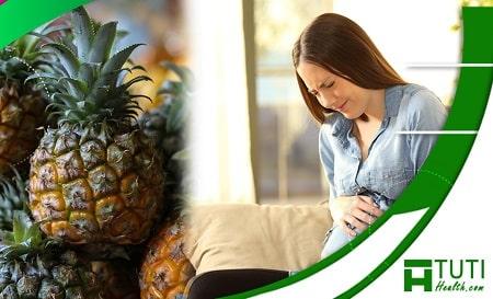 Bà bầu ăn dứa cần phải chú ý một số điều để tránh gây nguy hiểm cho cả mẹ và bé