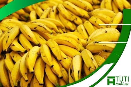 Trong chuối tiêu chứa rất nhiều dưỡng chất có lợi cho sức khỏe
