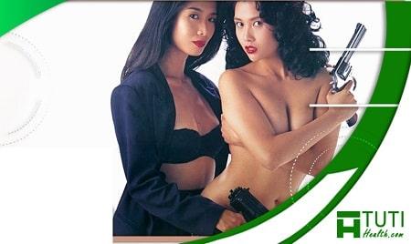 Sát thủ lõa thể (1992) là bộ phim đưa cái tên Khâu Thục Trinh đến gần với khán giả hơn