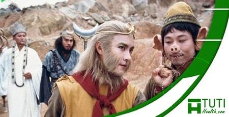 Trương Vệ Kiện vào vai Tôn Ngộ Không trong phiên bản Tây Du Ký 1996 của đài TVB