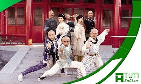 Thiếu niên anh hùng Phương Thế Ngọc 1999 - bộ phim của Trương Vệ Kiện đóng rất được yêu thích