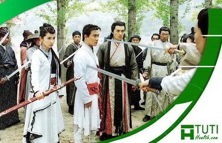 Thiếu niên Trương Tam Phong (2001)