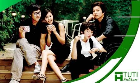 Tiệm Cafe hoàng tử số 1 - Phim gái giả trai của Hàn Quốc hay