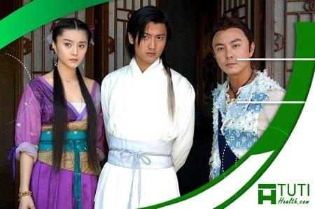 Trương Vệ Kiện vào vai Tiểu Ngư Nhi rất thành công