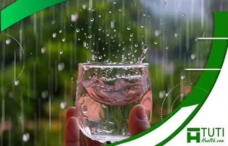 Âm thanh mưa rơi là một loại tiếng ồn trắng rất dễ chịu với con người