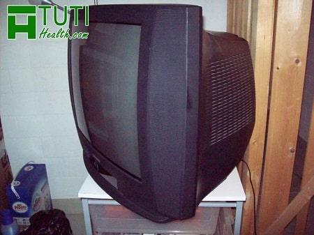 Chiếc Tivi màn hình cong huyền thoại