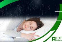 Tại sao nghe tiếng mưa lại dễ ngủ