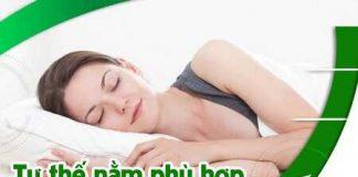Những tư thế nằm sau sinh thường tốt cho các mẹ